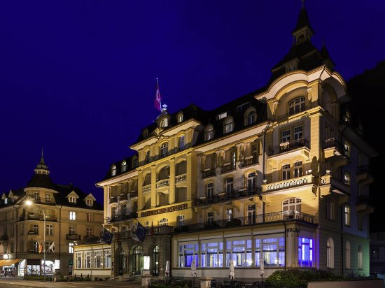 Hotel Royal St. Georges Interlaken - MGallery Collection: Exterior