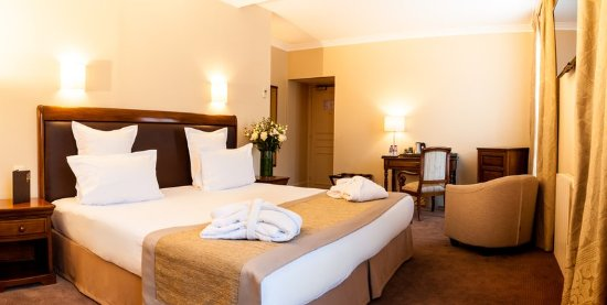 Saint James Albany Hotel-Spa : Guest room