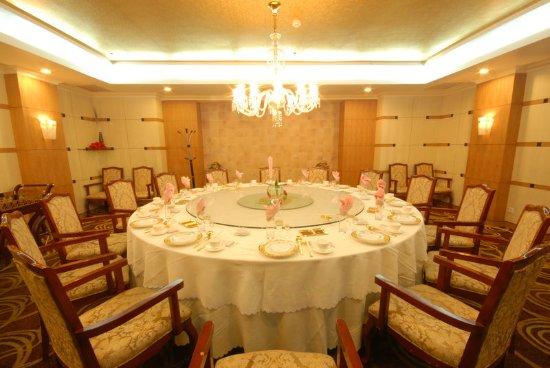 Hebi, China: Restaurant