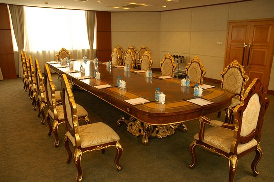 Hebi, China: Meeting room