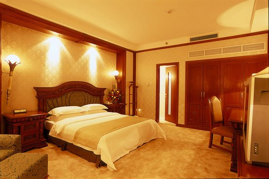 Hebi, China: Guest room