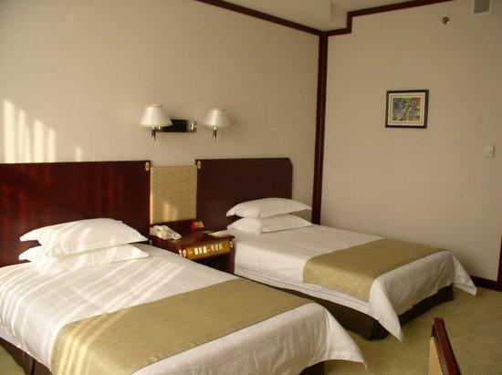 Hebi, Kina: Guest room