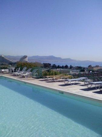 Inter-Hotel Residence Sea Side Park : Pool