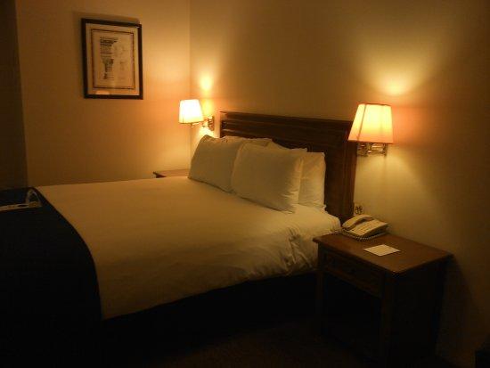 Wrotham Heath, UK: Double room