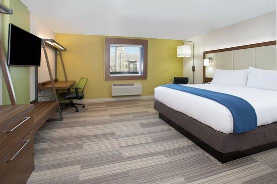 Van Horn, TX: Guest room