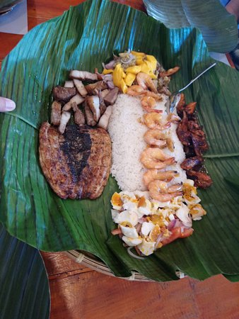 Palo, Philippines: Boodle Fight 1
