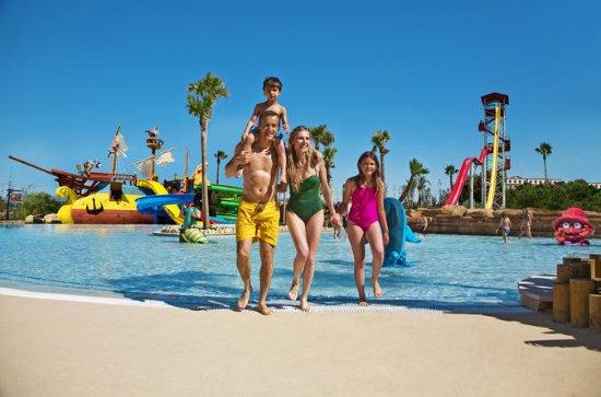 Eintrittskarte: Caribe-Aquapark mit...