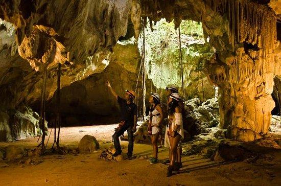 Expedición a la cueva de Scape Park en Punta Cana