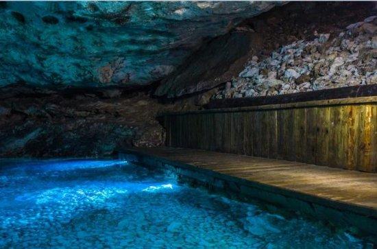 Ruta cultural en Scape Park y baño en un cenote desde Punta Cana