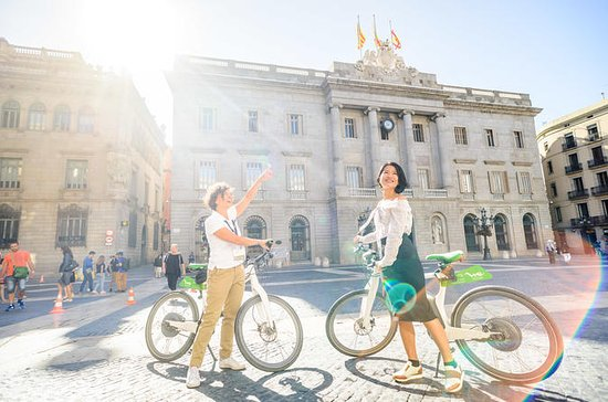 Barcelona, premium tour met e-bike ...