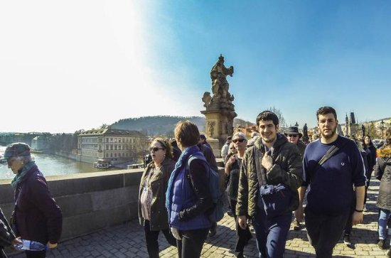 Small-Group Prague Walking Tour: Old...