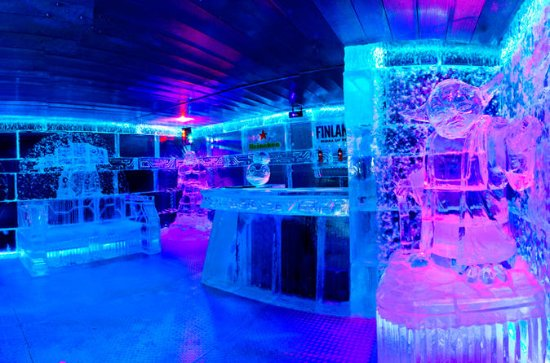The Ice Bar Experience at Icebarcelona
