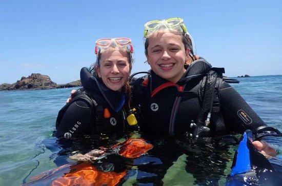 Lanzarote Introductory Scuba Diving...