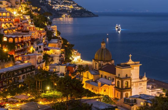 7-Day Tour of Italy: Rome Amalfi...