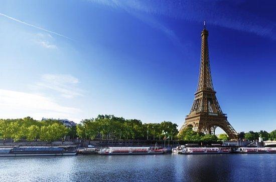 Full-Day Paris City Tour, Eiffel