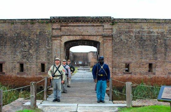 Fort Jackson et Bonaventure