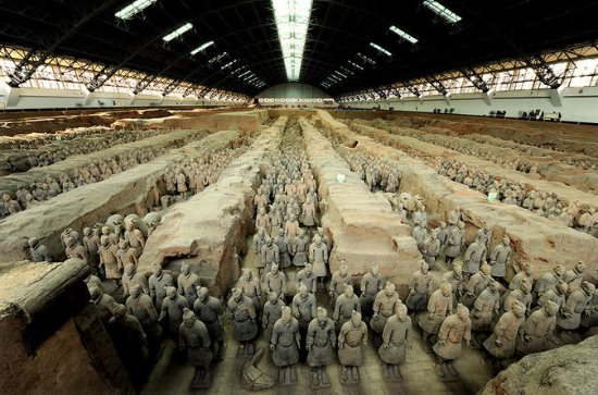 3-Day Private Xi'an Tour including...