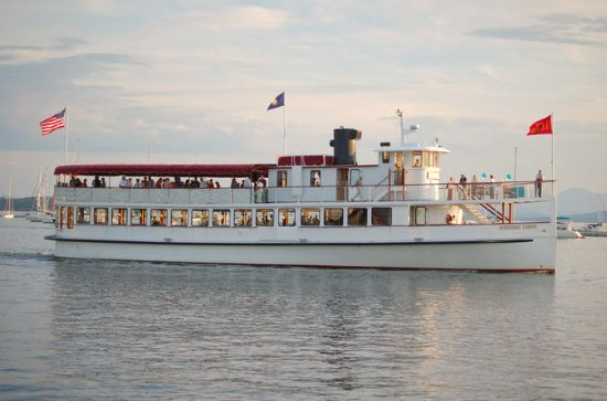 Historical New England Harbor Cruise