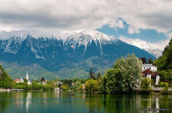 Tour de cyclisme Epic en Slovénie