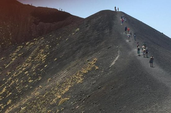 Etna excursions morning