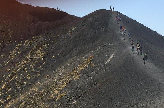 Excursions sur l'Etna le matin
