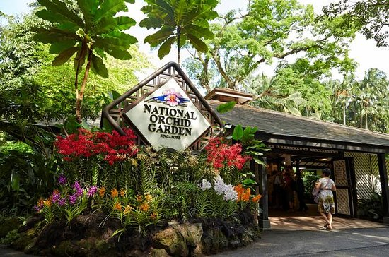 National Orchid Garden Admission ...