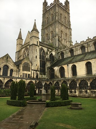 Upton St Leonards, UK: Gloucester Cathederal