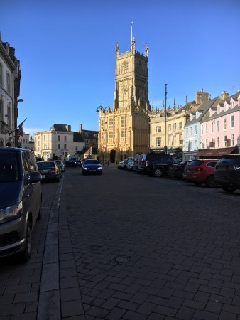 Upton St Leonards, UK: Cirencester
