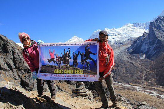 A.B.C. and E.B.C Nepal Trekking Adventures