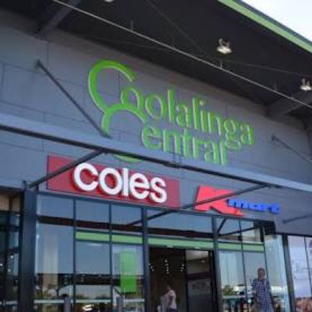 Coolalinga Shopping Center
