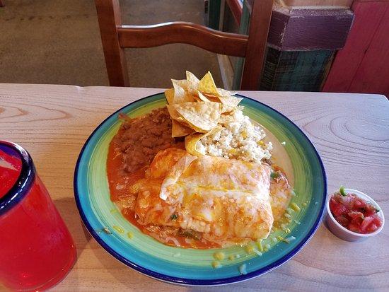 Dos Coyotes Border Cafe Menu