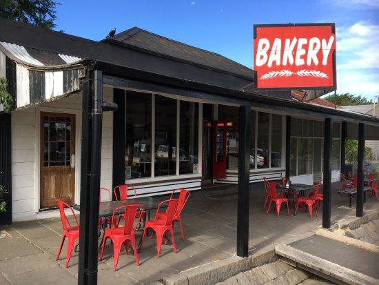 Malmsbury, Australia: Street view