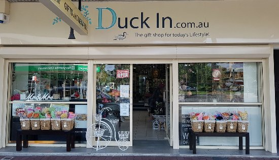 Penrith, Australia: Duck In is like Aladdin's Cave