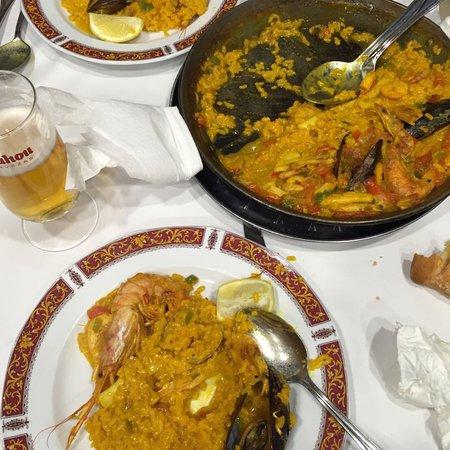 O 39 faro finisterre madrid coment rios de restaurantes - Restaurante el faro madrid ...