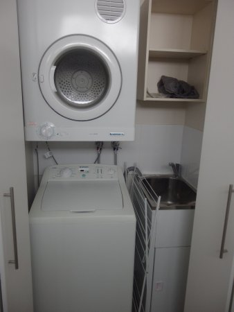 Washer / dryer / sink - Picture of The Sebel Bowral Heritage Park ...