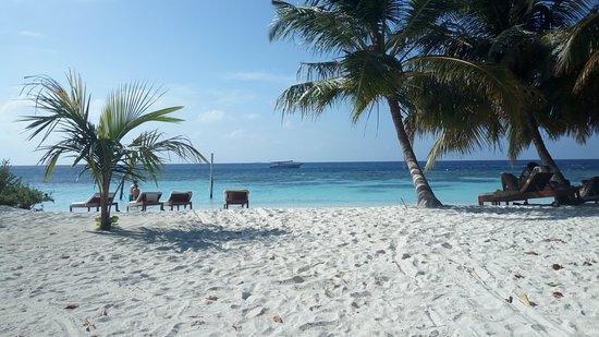 Bandos: Пляж около 200 номера