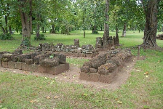 Sri Thep Historical Park: Sehr ruhiger Park