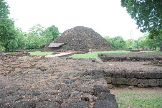 Sri Thep Historical Park: Fast menschenleer