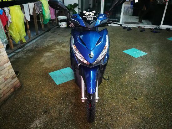 Rental Motor