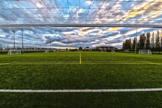 Darlington, UK: Our new state of the art 3G football pitch