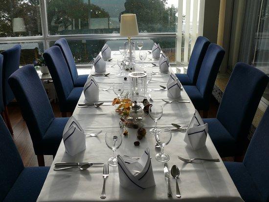 Unser Restaurant Bild Von Hotel Schonen Aussicht Gromitz