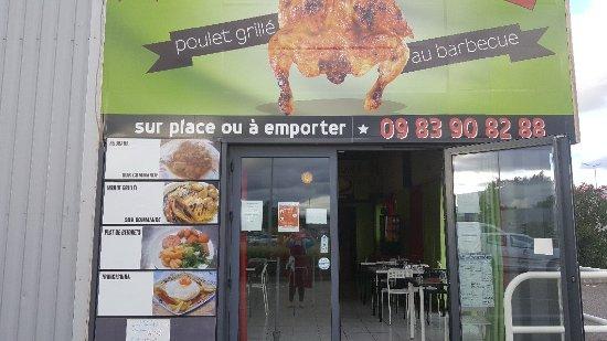 Eaunes, France: La Churrasqueira Do Domi