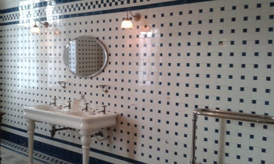 salle de bains - picture of musee nissim de camondo, paris ... - Salle De Bains Photos