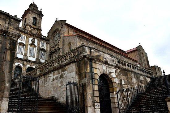 Igreja de Sao Francisco : La única iglesia gótica (en origen) de Oporto