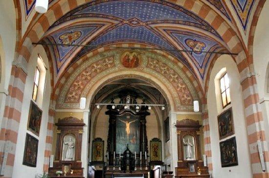 Chiesa Parrocchiale dei Santi Cosma e Damiano