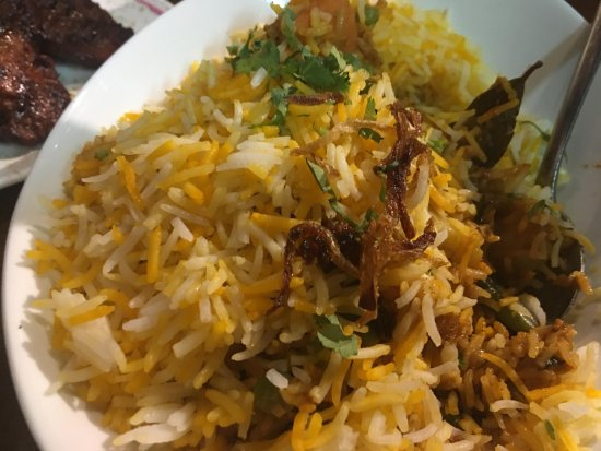 The Taste of Village: A new take on vegetables and rice.
