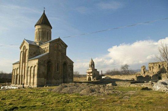 Kaspi, Géorgie : Samtavisi Cathedral