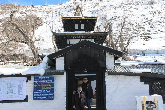 Muktinath Temple : Muktinath main temple