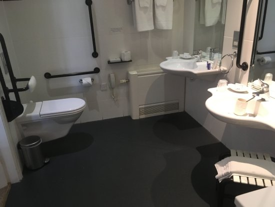 Ellerby, UK: Perfect for disabled persons