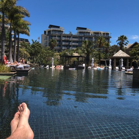 One&Only Cape Town: Pool area